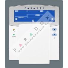 K37 IKON LCD KEYPAD 32 ZONE KABLOSUZ SABİT LCD KEYPAD MODÜLÜ