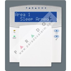 PARADOX K32 LCD 32 ZON KABLOLU LCD KEYPAD