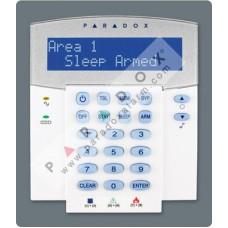 PARADOX K32LX KABLOLU RECEİVER LCD KEYPAD (SP SERİLERİYLE UYUMLU)